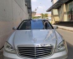 Cần bán lại xe Mercedes S400 Hybrid năm sản xuất 2010, màu bạc giá 1 tỷ 179 tr tại An Giang