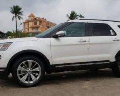 Cần bán Ford Everest năm sản xuất 2018, màu trắng giá 2 tỷ 198 tr tại Tp.HCM
