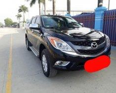 Cần bán lại xe Mazda BT 50 năm 2015, màu đen, xe nhập giá 570 triệu tại Thanh Hóa