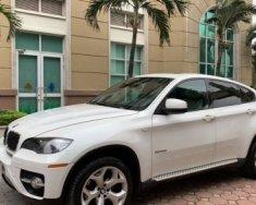 Cần bán lại xe BMW X6 3.0 AT đời 2008, màu trắng, nhập khẩu nguyên chiếc giá 818 triệu tại Hà Nội