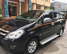Gia đình cần bán xe Innova 2009, số tự động, màu đen giá 408 triệu tại Tp.HCM