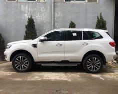Bán Ford Everest Titanium 4x2 đời 2018, màu trắng, nhập khẩu nguyên chiếc giá 1 tỷ 170 tr tại Hà Nội