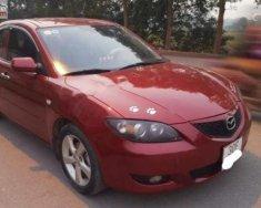 Cần bán xe Mazda 3 năm sản xuất 2004, màu đỏ như mới  giá 285 triệu tại Hà Nội