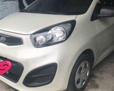 Bán Kia Morning AT năm sản xuất 2014, màu trắng, giá 272tr giá 272 triệu tại Hà Nội