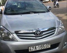 Bán Toyota Innova năm sản xuất 2010, màu bạc chính chủ giá cạnh tranh giá 375 triệu tại Đắk Lắk