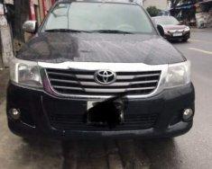 Bán ô tô Toyota Hilux 2012, màu đen giá 410 triệu tại Nam Định
