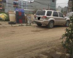 Cần bán lại xe Ford Escape XLS 2.3L 4x2 AT 2011, màu bạc giá 467 triệu tại Hà Nội