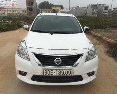 Bán xe Nissan Sunny XL sản xuất năm 2014, màu trắng, xe còn như mới giá 340 triệu tại Hà Nội