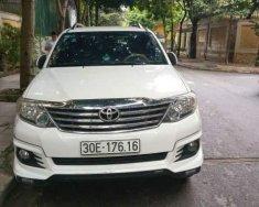 Bán Toyota Fortuner đời 2016, màu trắng, 855 triệu giá 855 triệu tại Hà Nội