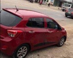 Bán Hyundai Grand i10 sản xuất 2015, màu đỏ  giá 365 triệu tại Hà Nội