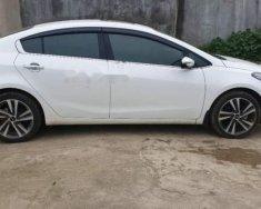 Bán xe Kia Cerato AT sản xuất năm 2017, màu trắng giá 595 triệu tại Hà Nội