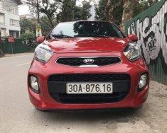 Cần bán lại xe Kia Morning năm 2016, màu đỏ còn mới giá 278 triệu tại Hà Nội