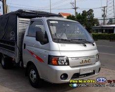 Bán xe tải JAC X5 tải 990kg và 1,25 - 1.5 tấn, trả góp hỗ trợ vay 85% hỗ trợ toàn quốc giá 300 triệu tại Bình Dương