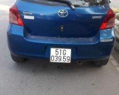 Chính chủ bán Toyota Yaris 1.3AT 2008, màu xanh lam, nhập khẩu giá 340 triệu tại Tp.HCM