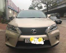 Bán Lexus RX350 màu vàng,sản xuất và đký 2014,biển Hà Nội ,lăn bánh 1,2 vạn km,như mới ,xe như mới tinh.LH:0906223838 giá 2 tỷ 500 tr tại Hà Nội