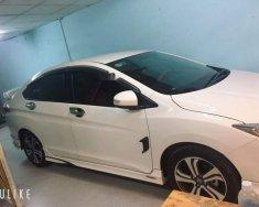Cần bán Honda City năm sản xuất 2016, màu trắng chính chủ giá cạnh tranh giá 540 triệu tại Tp.HCM