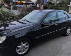 Bán Mercedes C200 sản xuất năm 2003, màu đen giá 168 triệu tại Hải Dương