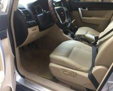 Cần bán xe Chevrolet Captiva sản xuất năm 2007, màu bạc giá 257 triệu tại Tp.HCM