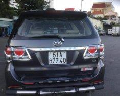 Bán xe Toyota Fortuner đời 2013, màu xám  giá 660 triệu tại Tp.HCM