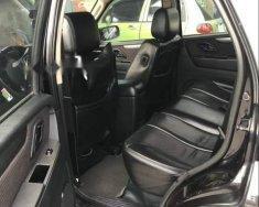 Bán Ford Escape đời 2009, màu đen, xe nhập  giá 370 triệu tại Tp.HCM