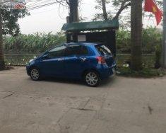 Bán Toyota Yaris 2010, màu xanh lam, nhập khẩu nguyên chiếc giá 299 triệu tại Hà Nội