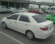 Cần bán Toyota Vios MT đời 2005, màu trắng giá 165 triệu tại Hải Phòng