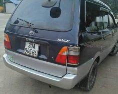 Bán Toyota Zace GL sản xuất 2001, màu xanh dưa giá 155 triệu tại Hà Nội