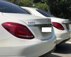 Bán ô tô Mercedes-Benz C200 đời 2017, màu trắng giá 1 tỷ 399 tr tại Tp.HCM