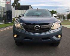 Cần bán Mazda BT 50 2.2L 4x2 AT sản xuất 2018, màu xanh lam, mới 100% giá 645 triệu tại Hà Nội