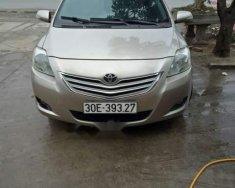 Bán ô tô Toyota Vios năm sản xuất 2010, màu vàng cát giá 275 triệu tại Hà Nội