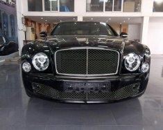 Bám Bentley Mulsanne Speed 2016, màu đen giá 22 tỷ tại Hà Nội