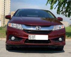 Cần bán xe Honda City đời 2016, màu đỏ số tự động giá 498 triệu tại Tp.HCM