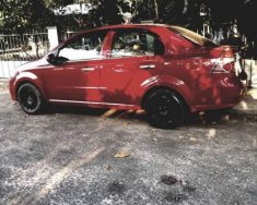 Bán xe Daewoo Gentra MT đời 2008, màu đỏ xe gia đình, 186tr giá 186 triệu tại BR-Vũng Tàu