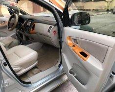 Bán xe Toyota Innova 2.0 G đời 2011, màu bạc, xe tư nhân gia đình sử dụng giá 465 triệu tại Hà Nội
