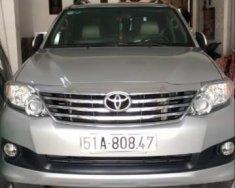 Bán Toyota Fortuner 2014, màu bạc giá 785 triệu tại Tp.HCM