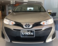 Bán Toyota Vios 1.5E MT 2019 - khuyến mãi tốt - giao xe ngay giá 511 triệu tại Tp.HCM