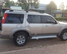 Bán xe Ford Everest sản xuất năm 2008, đăng ký lần đầu năm 2009, số tay, máy dầu, màu bạc giá 398 triệu tại Tp.HCM
