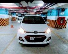 Bán xe Hyundai Grand i10 AT sản xuất năm 2016, màu trắng, xe nhập   giá 500 triệu tại Tp.HCM