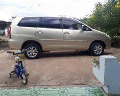 Chính chủ bán Toyota Innova năm 2006, màu vàng cát giá 335 triệu tại Bình Phước