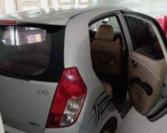 Bán Hyundai Grand i10 đời 2010, màu bạc, nhập khẩu   giá 245 triệu tại Tp.HCM