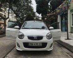 Chính chủ bán xe Kia Morning 1.1AT Sport đời 2011, màu trắng giá 255 triệu tại Hà Nội