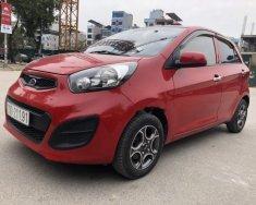 Cần bán gấp Kia Morning Van 2012, màu đỏ, xe nhập giá 248 triệu tại Hà Nội