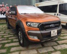 Cần bán gấp Ford Ranger Wildtrak 3.2L đời 2016, màu nâu, nhập khẩu  giá 759 triệu tại Cần Thơ