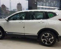 Bán xe Honda CR V đời 2018, màu trắng, nhập khẩu giá 1 tỷ 93 tr tại Tp.HCM