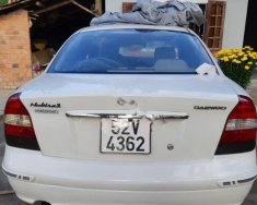 Bán Daewoo Nubira màu trắng, đời 2002, xe đẹp, máy móc ổn giá 69 triệu tại Quảng Ngãi