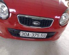 Bán Kia Morning 1.0 AT đời 2009, màu đỏ, nhập khẩu   giá 250 triệu tại Hà Nội