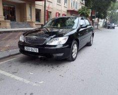Bán Toyota Camry đời 2005, màu đen   giá 375 triệu tại Hà Nội