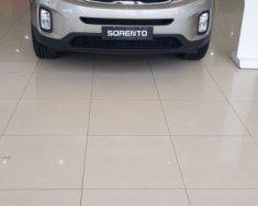 Bán xe Kia Sorento sản xuất năm 2019, màu vàng cát giá 795 triệu tại Hà Nội