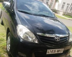 Bán Toyota Innova đời 2008, màu đen giá 345 triệu tại Tp.HCM