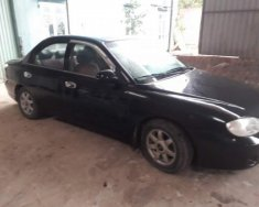 Cần bán gấp Kia Spectra 2004, màu đen, nhập khẩu nguyên chiếc giá 90 triệu tại Bắc Giang